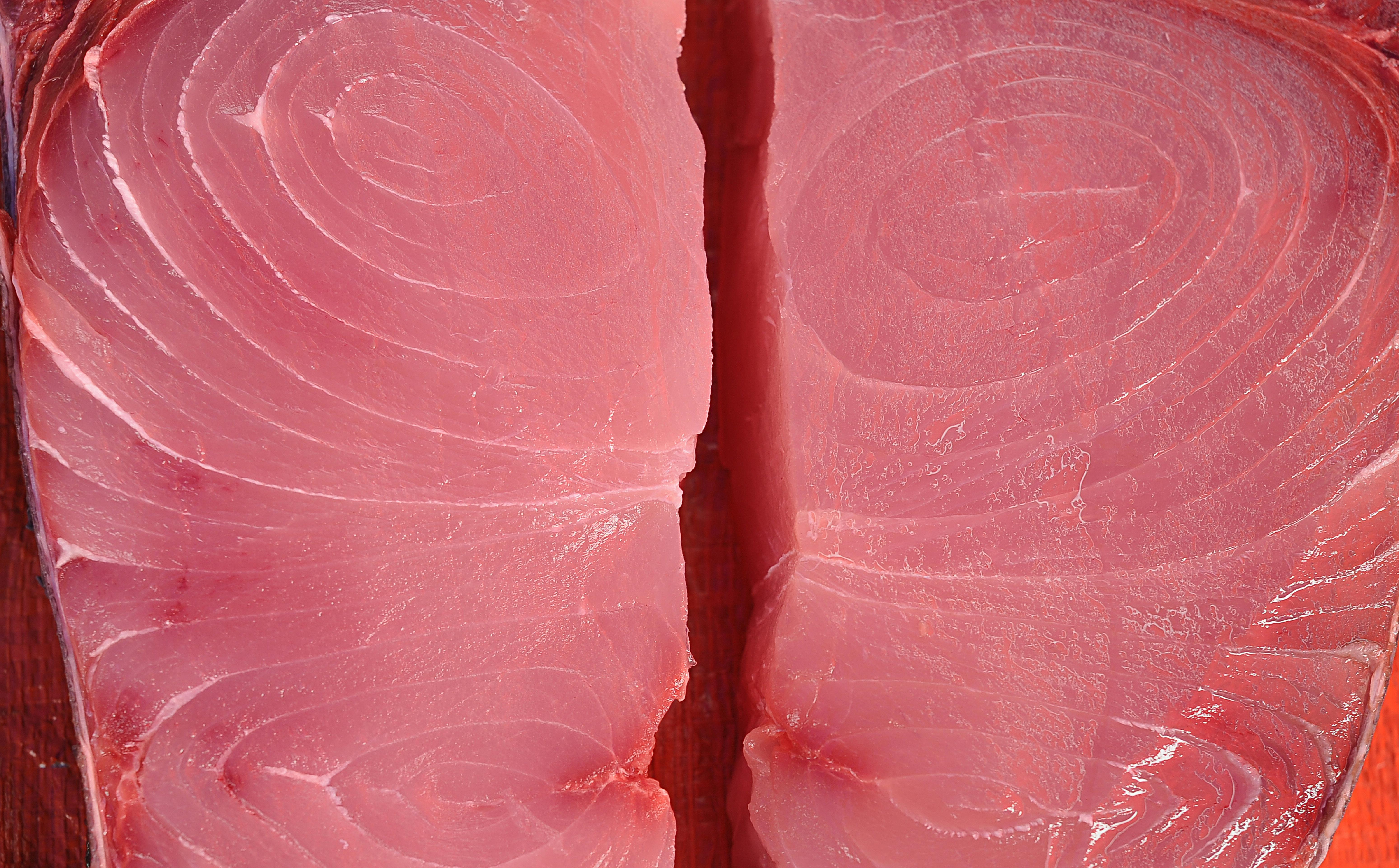 Premium Ahi Tuna Center Cut Loins   Stavis Seafoods