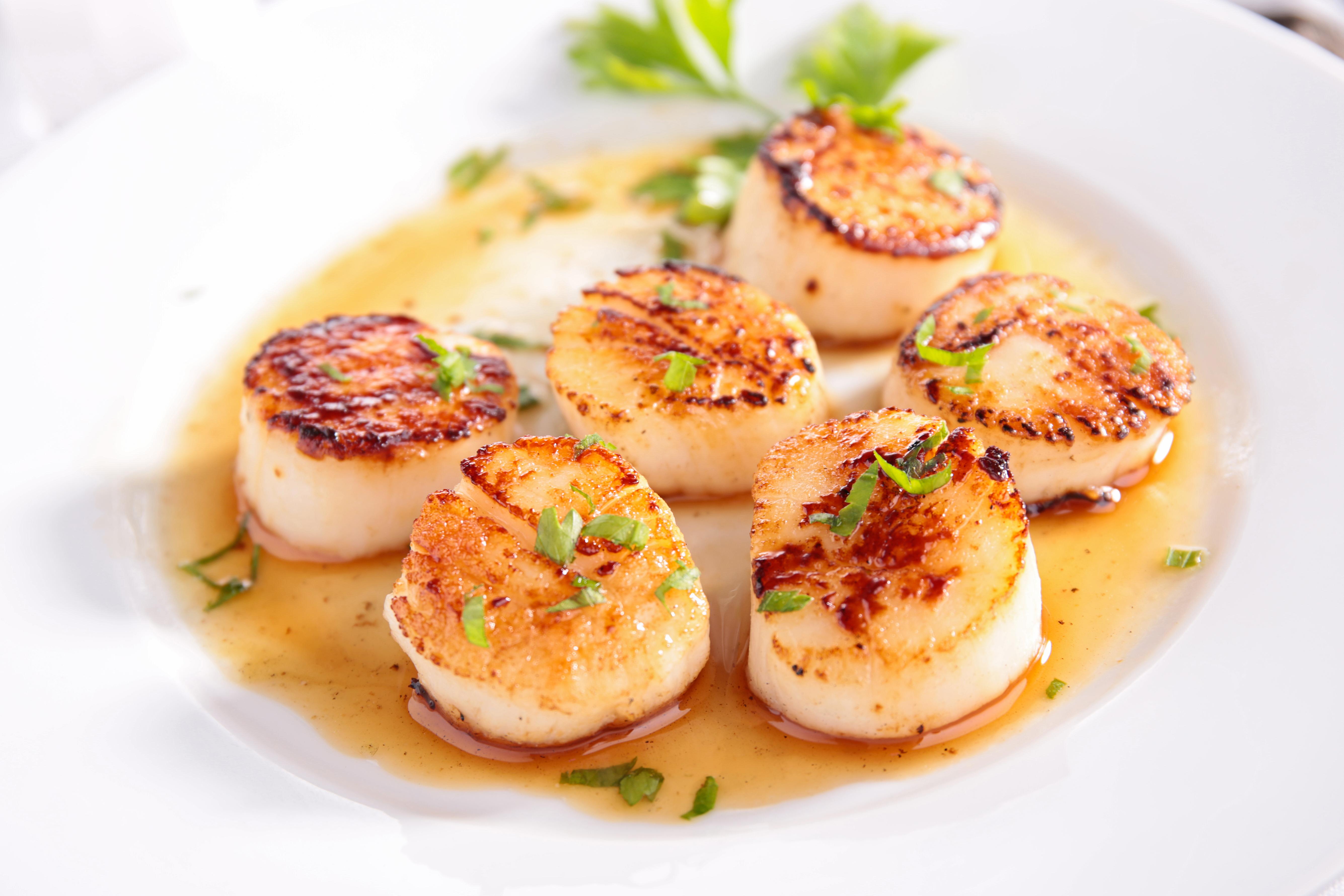 Canadian Sea Scallops Stavis Seafoods
